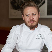 réseaux snapchat instagram facebook youtube de Mathew Hegarty Top Chef 9,