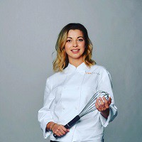 réseaux snapchat instagram facebook youtube de Justine Imbert Top Chef 9,